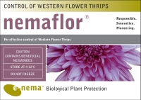 nemaflor against thrips and amongst others